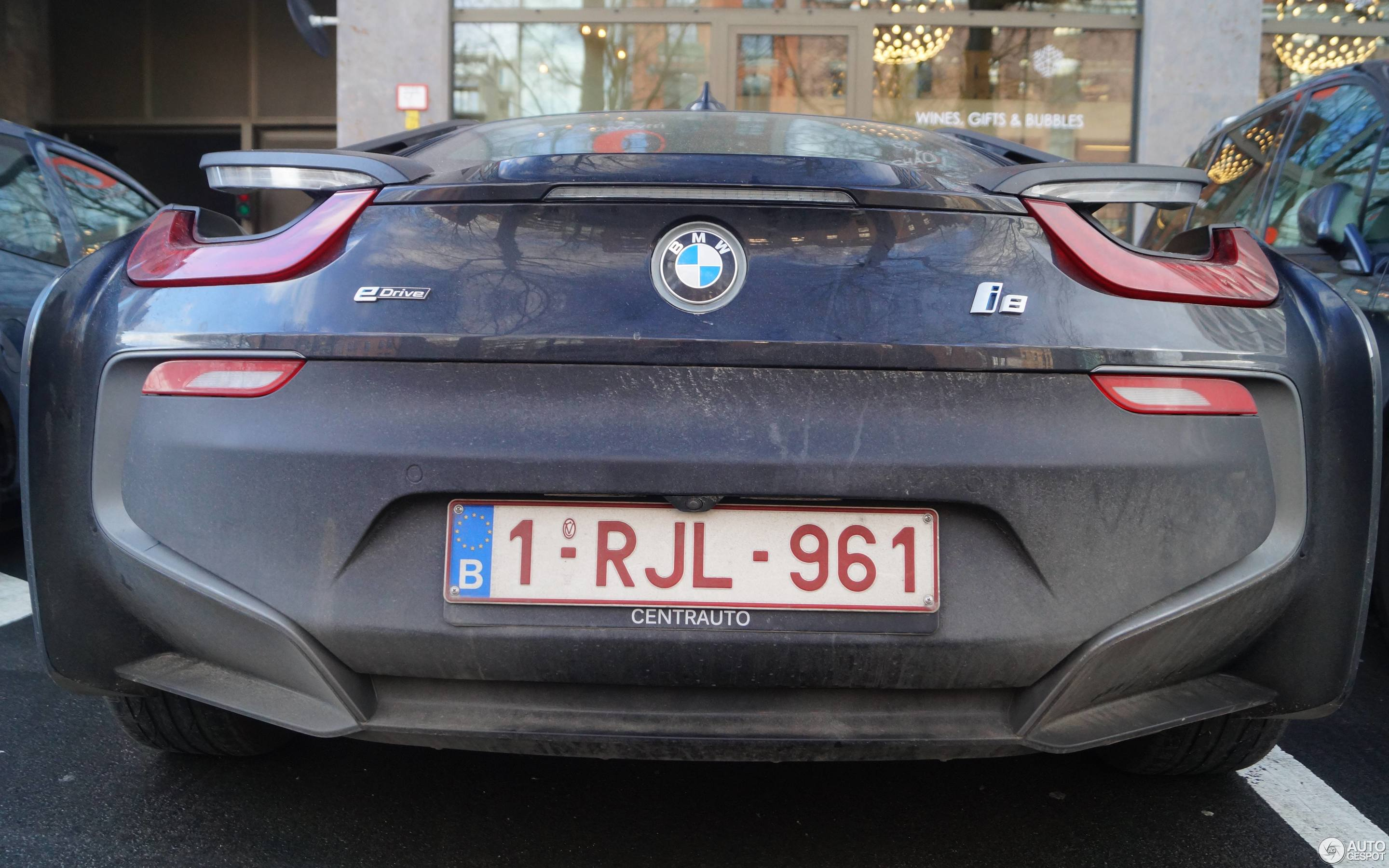 Bmw I8 20 January 2018 Autogespot