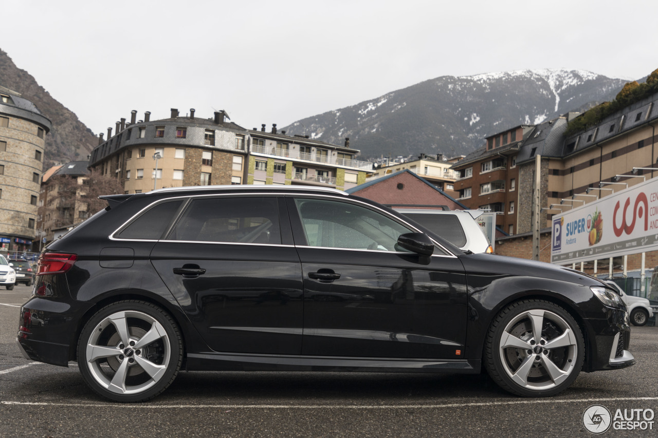 audi rs3 sportback 8v 2018 21 january 2018 autogespot. Black Bedroom Furniture Sets. Home Design Ideas