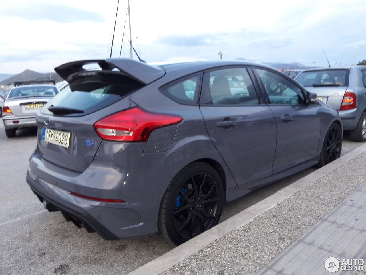 ford focus rs 2015 21 january 2018 autogespot. Black Bedroom Furniture Sets. Home Design Ideas
