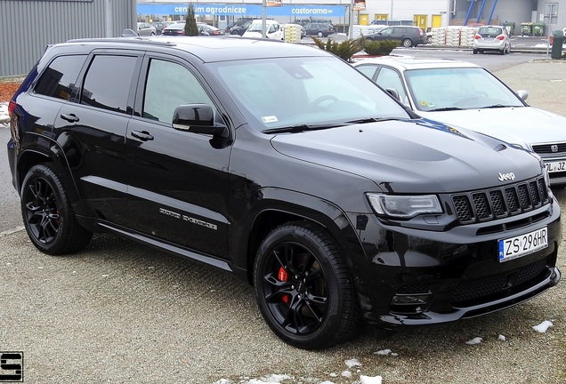 Jeep Grand Cherokee SRT-8 2017