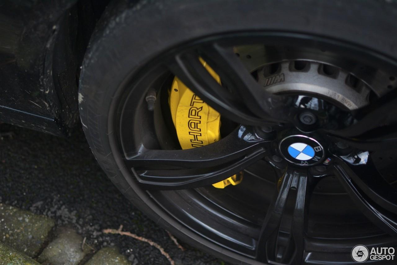 BMW Manhart Performance MH5S Biturbo