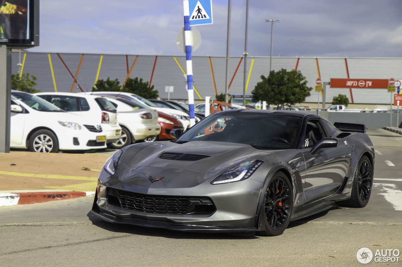 Chevrolet Corvette C7 Z06 22 January 2018 Autogespot