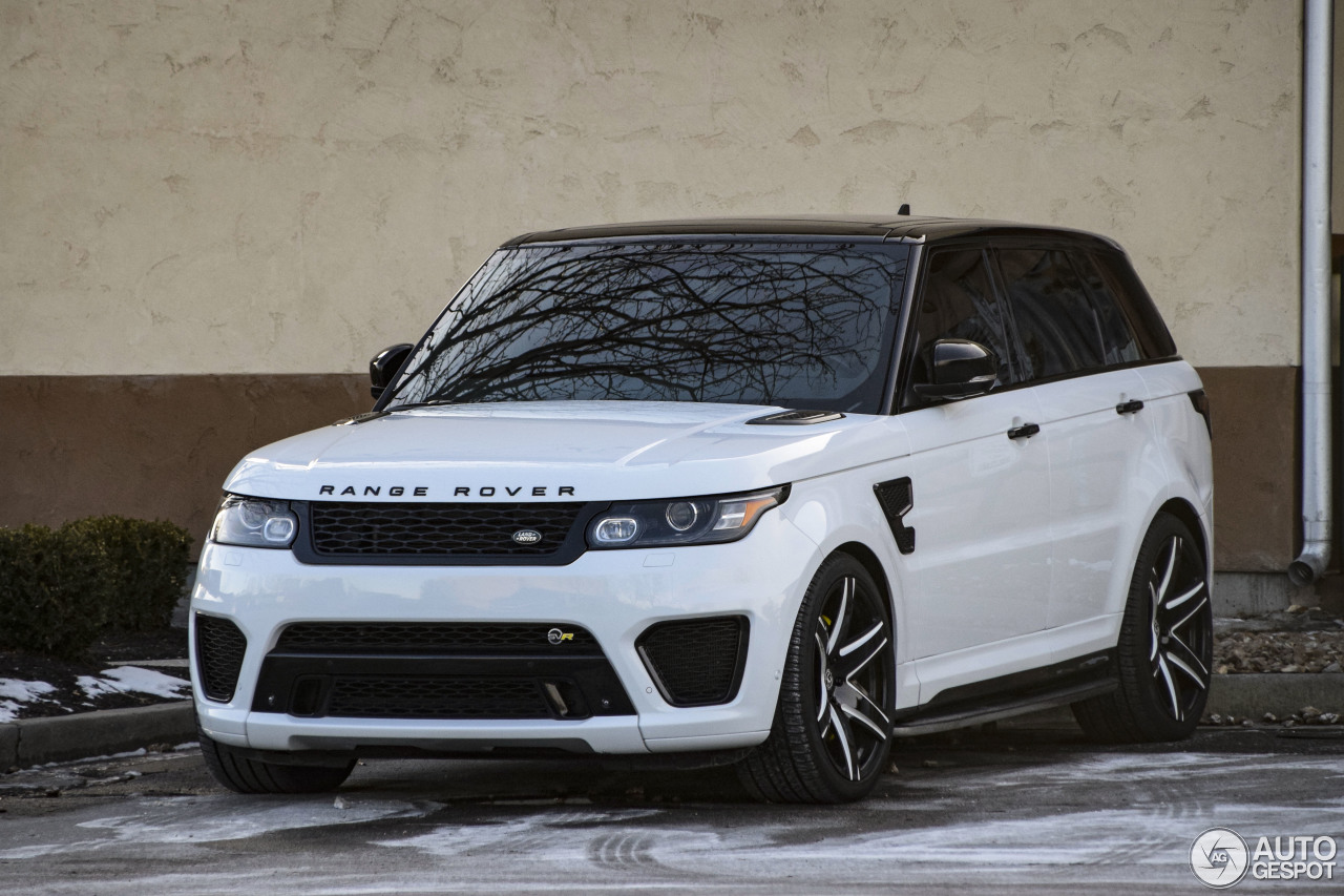land rover range rover sport svr 22 january 2018 autogespot. Black Bedroom Furniture Sets. Home Design Ideas