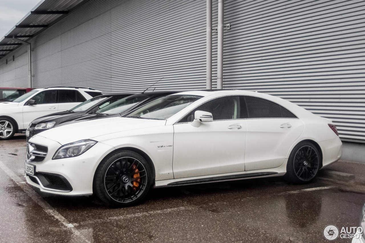 mercedes amg cls 63 s c218 2016 22 january 2018 autogespot. Black Bedroom Furniture Sets. Home Design Ideas