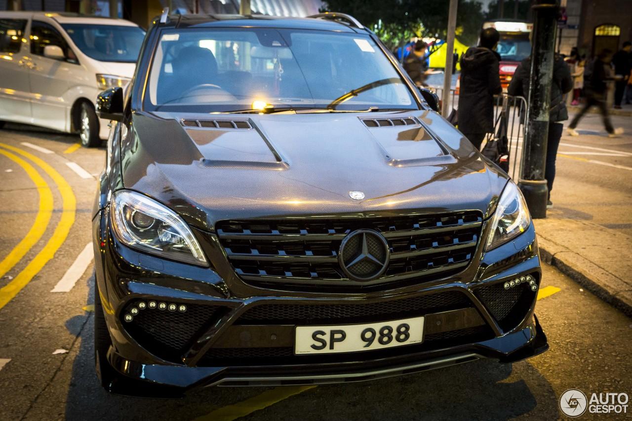 Mercedes Benz Ml 63 Amg Top Car Inferno 22 Stycze 2018