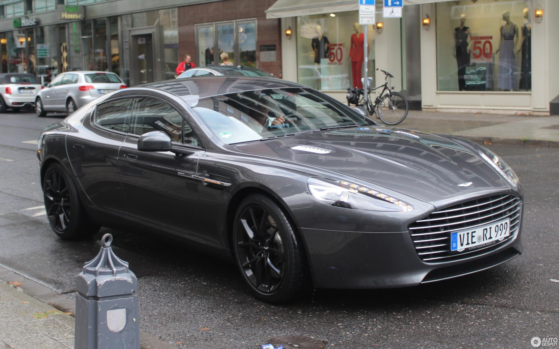 Aston Martin Rapide S January Autogespot - Aston martin rapid s