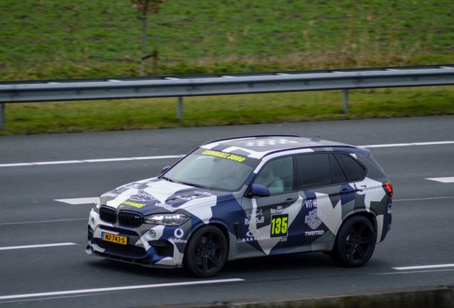 BMW Manhart Performance MHX5-700