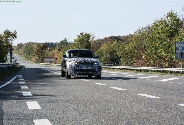 Land Rover Range Rover Evoque Mule 2019