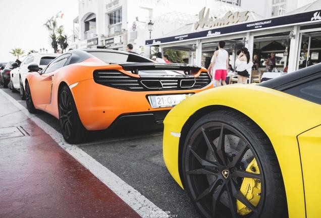 McLaren Gemballa 12C GT Spider