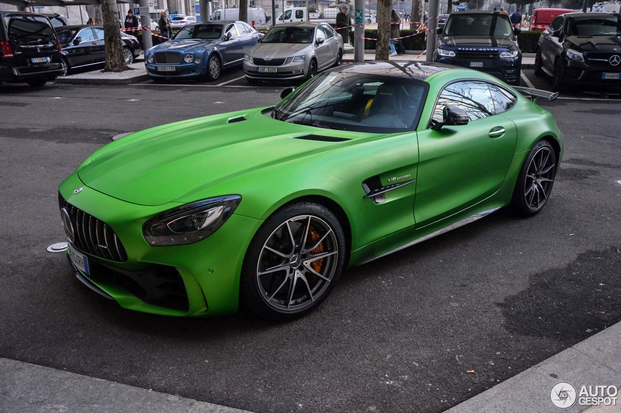 mercedes amg gt r 23 janvier 2018 autogespot. Black Bedroom Furniture Sets. Home Design Ideas