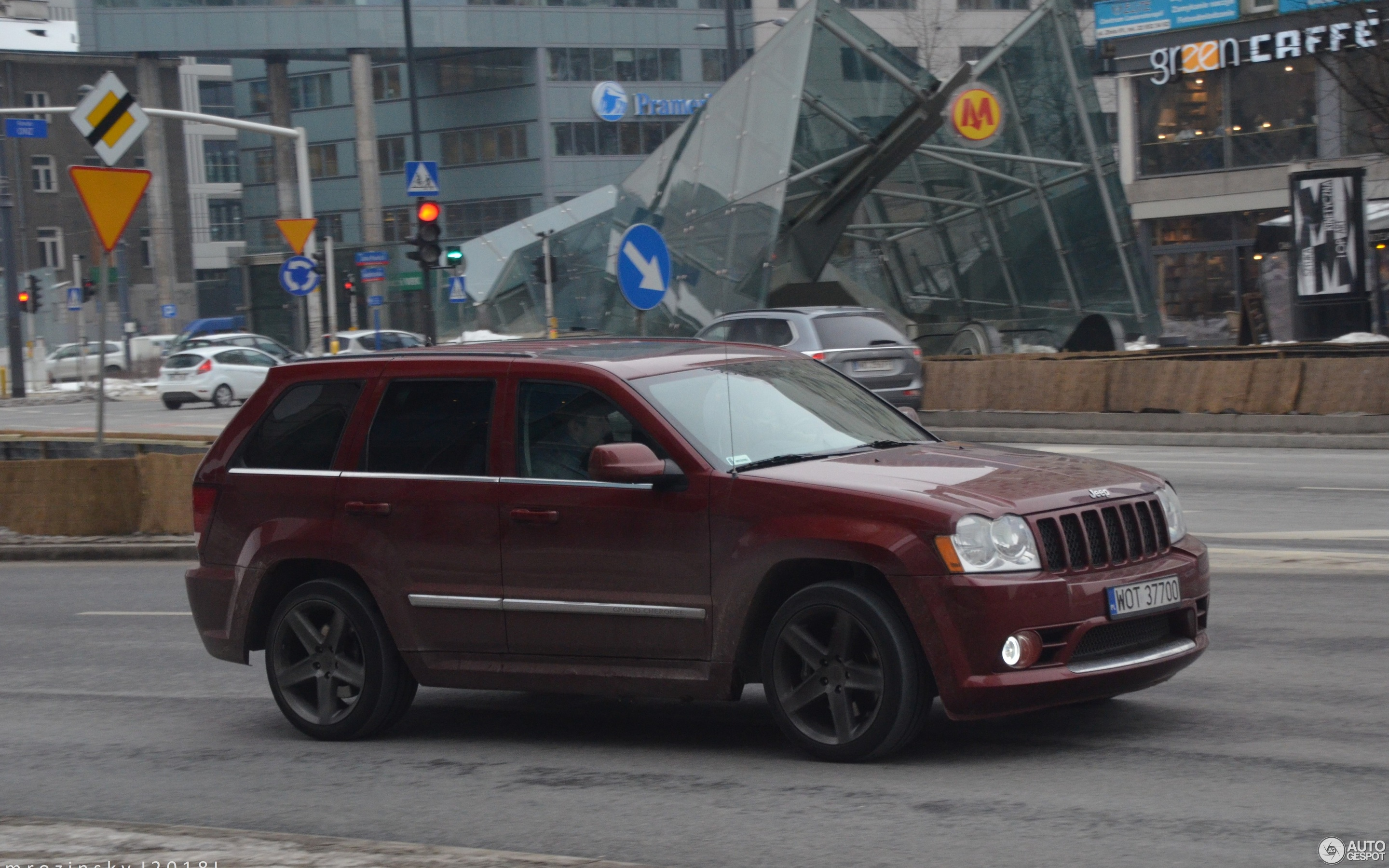 grand wallpapers wide jeep srt car cherokee