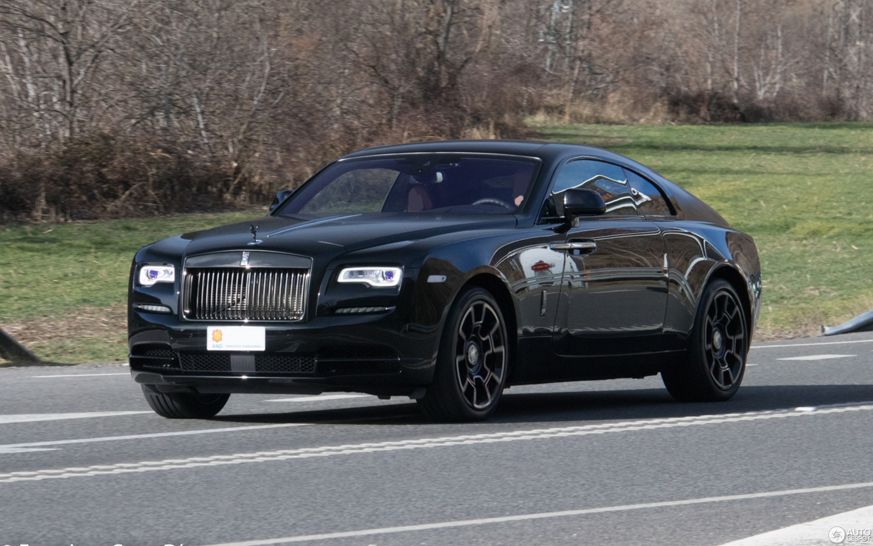 rollsroyce wraith black badge 23 january 2018 autogespot