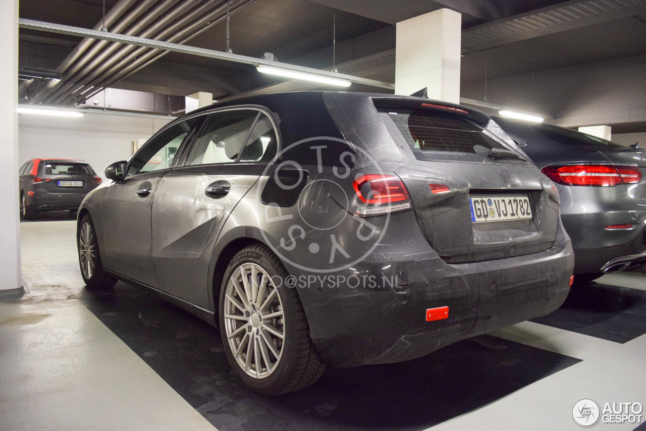 mercedes benz a klasse w177 24 januari 2018 autogespot. Black Bedroom Furniture Sets. Home Design Ideas