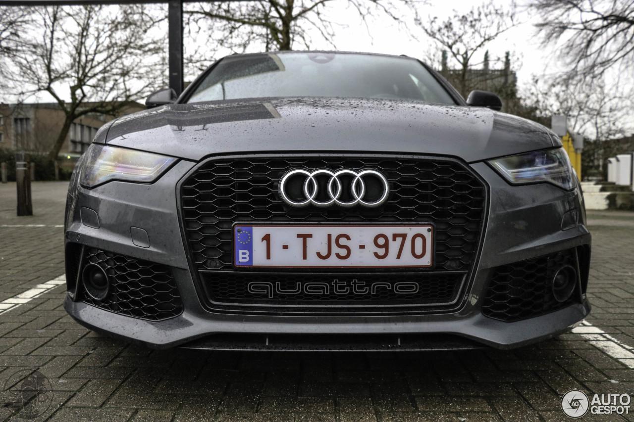 Audi RS6 Avant C7 2015 - 25 January 2018 - Autogespot