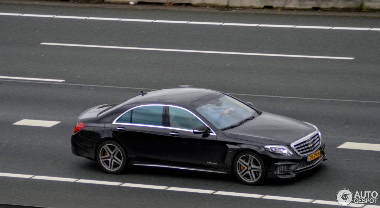 Mercedes benz s 65 amg v222 25 january 2018 autogespot for Mercedes benz 65