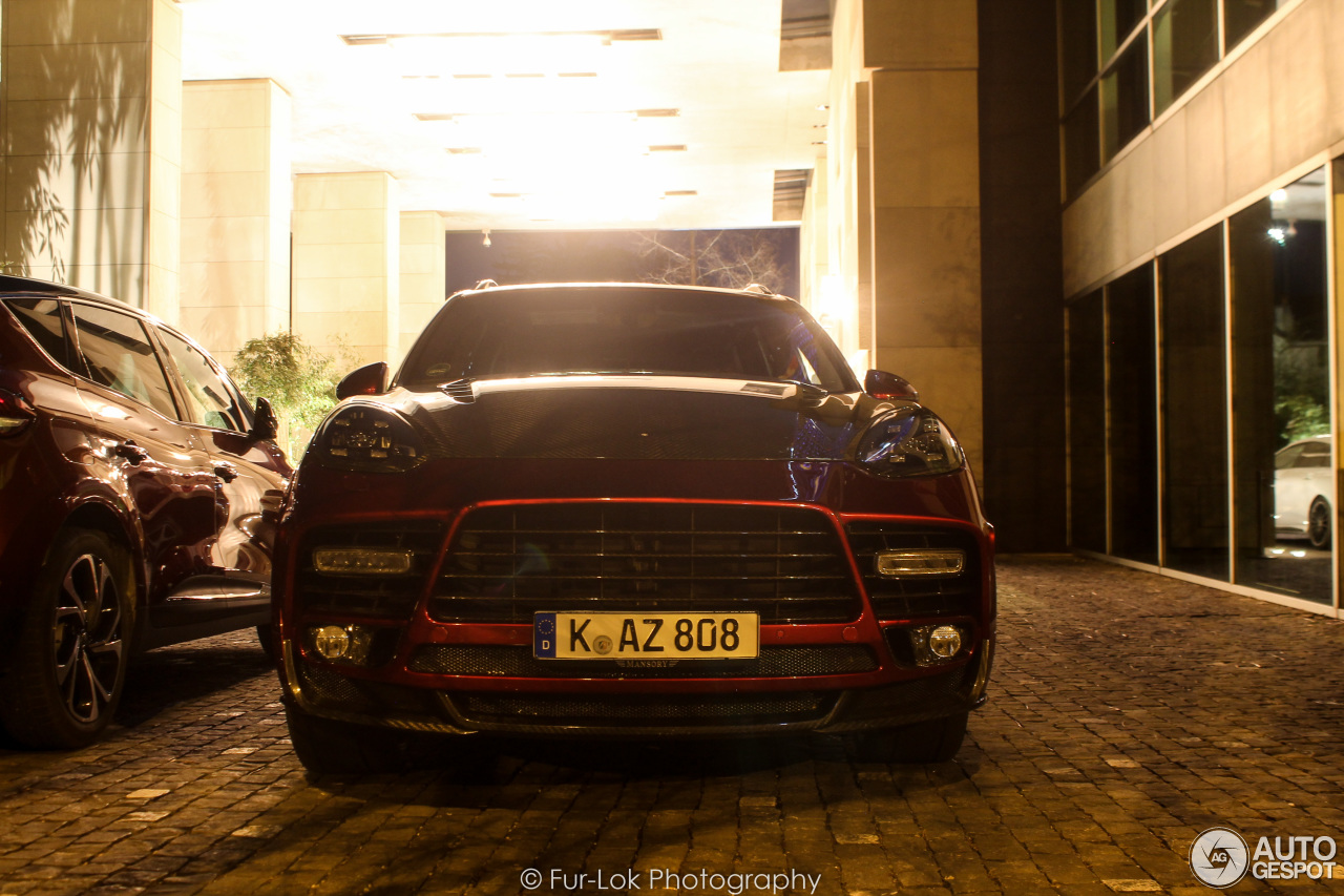 porsche mansory 958 cayenne mkii 25 january 2018 autogespot. Black Bedroom Furniture Sets. Home Design Ideas
