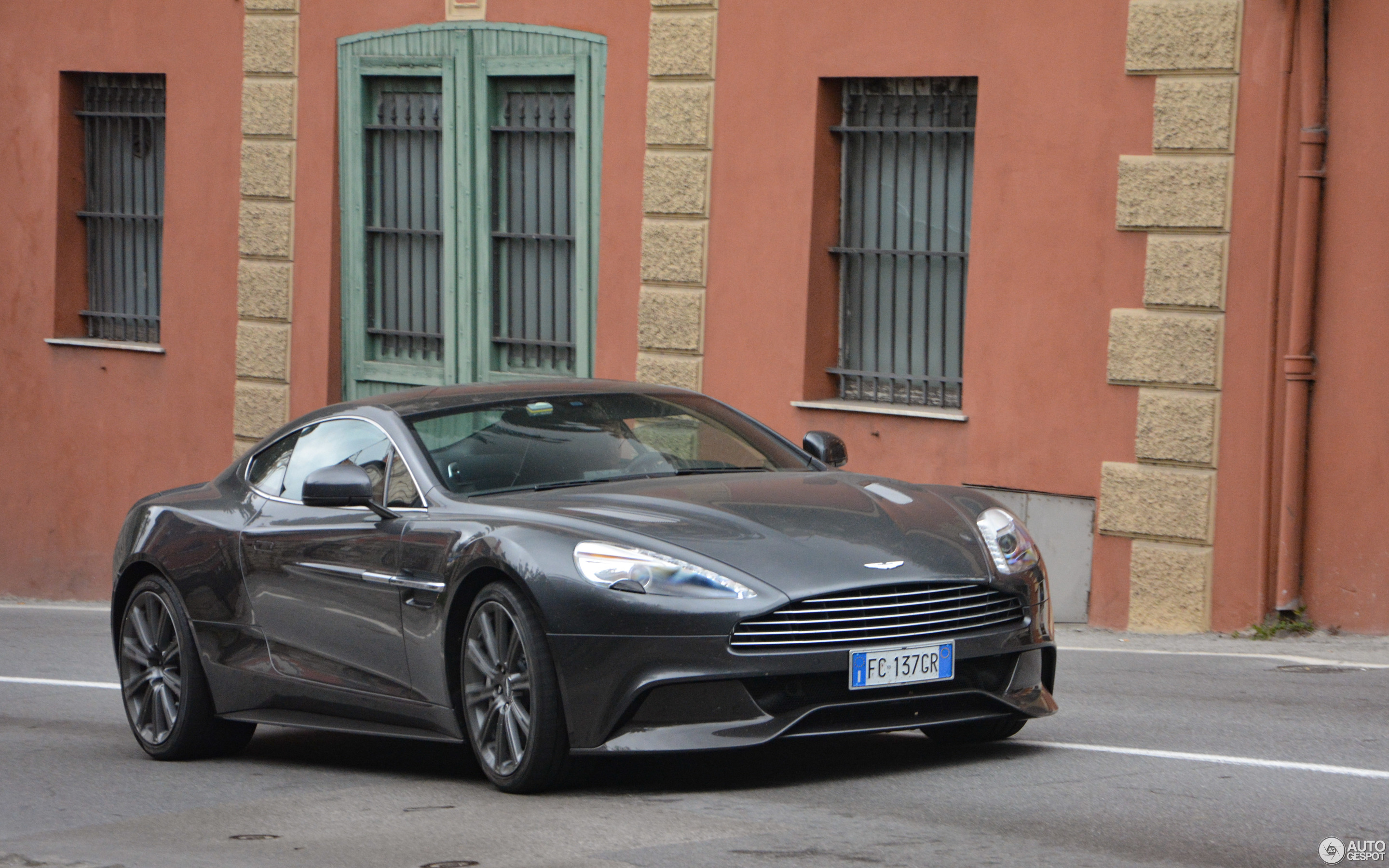 Aston Martin Vanquish 2013 26 January 2018 Autogespot