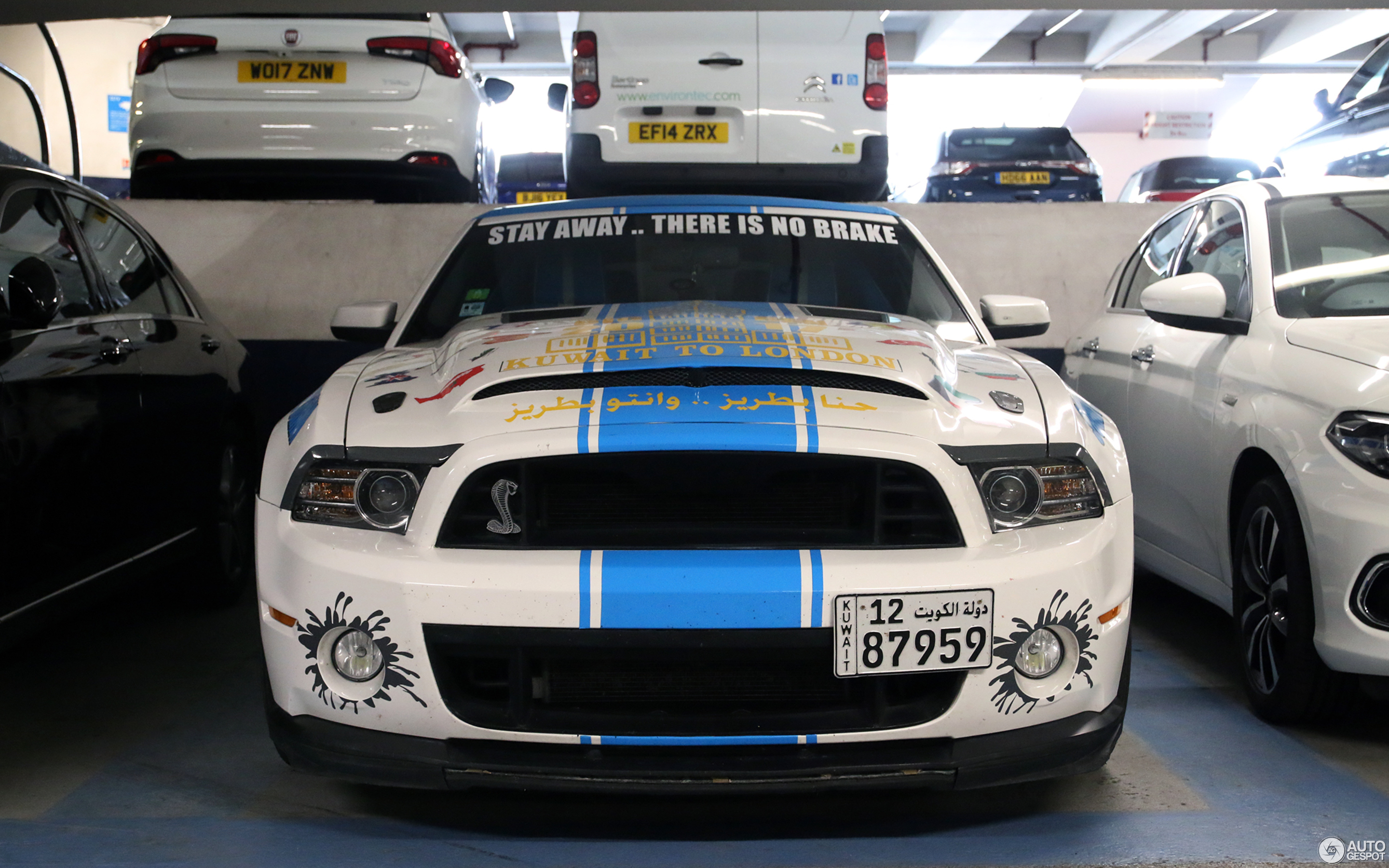 Super Snake F 150 >> Ford Mustang Shelby GT500 Super Snake Convertible 2014 - 26 January 2018 - Autogespot