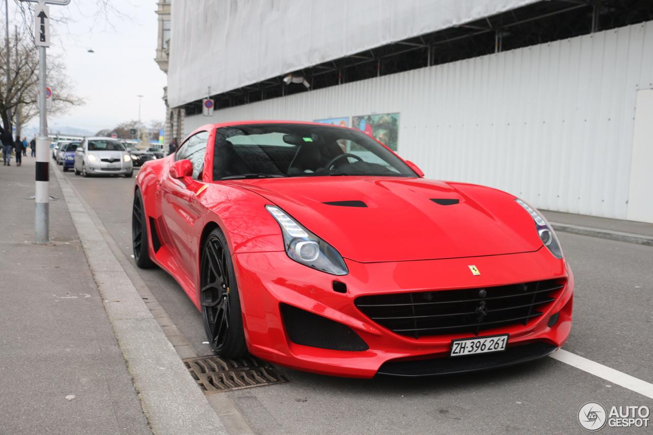Ferrari California T Novitec Rosso N Largo 28 Januar 2018 Autogespot