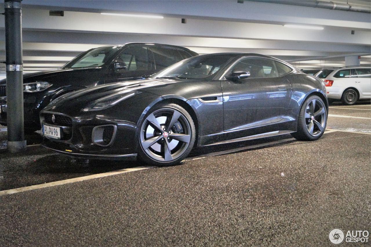 jaguar f type 400 sport awd coup 28 january 2018 autogespot. Black Bedroom Furniture Sets. Home Design Ideas