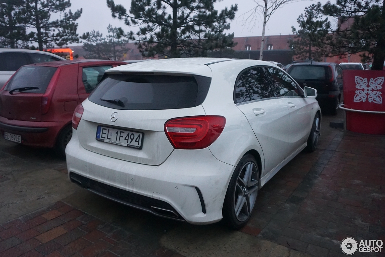 Mercedes benz a 45 amg 28 stycze 2018 autogespot for Mercedes benz a 45