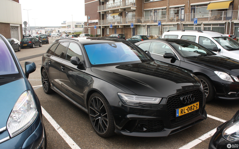 Audi RS Avant C January Autogespot - Audi rs6 2018