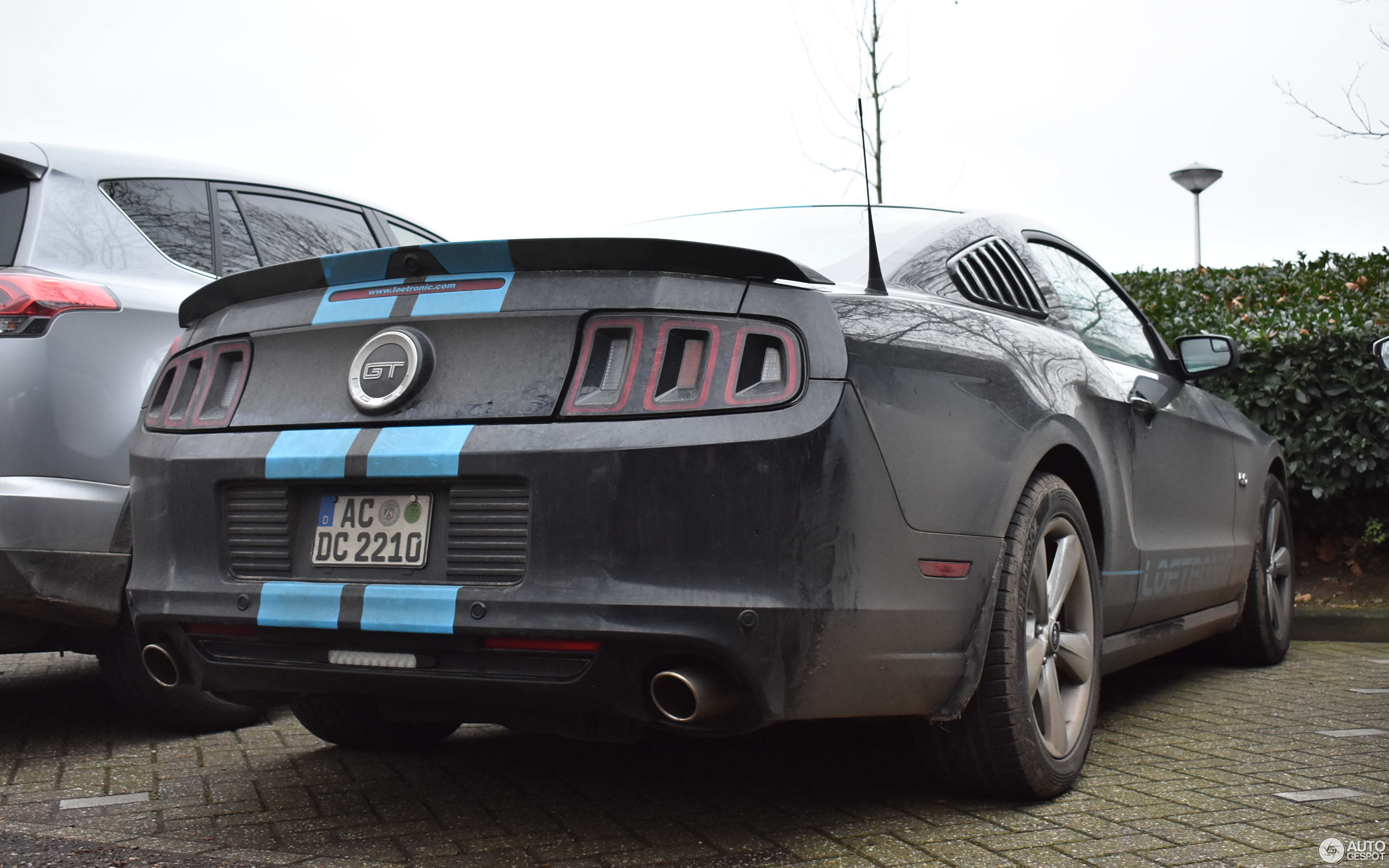 Ford Mustang Gt 2013 28 January 2018 Autogespot