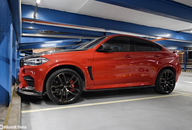 BMW Hamann X6 M F86