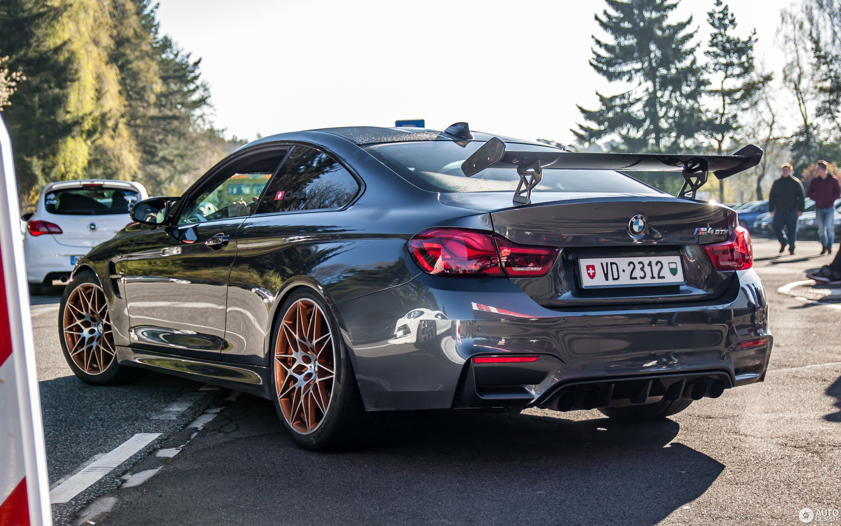 bmw m4 gts 29 january 2018 autogespot. Black Bedroom Furniture Sets. Home Design Ideas