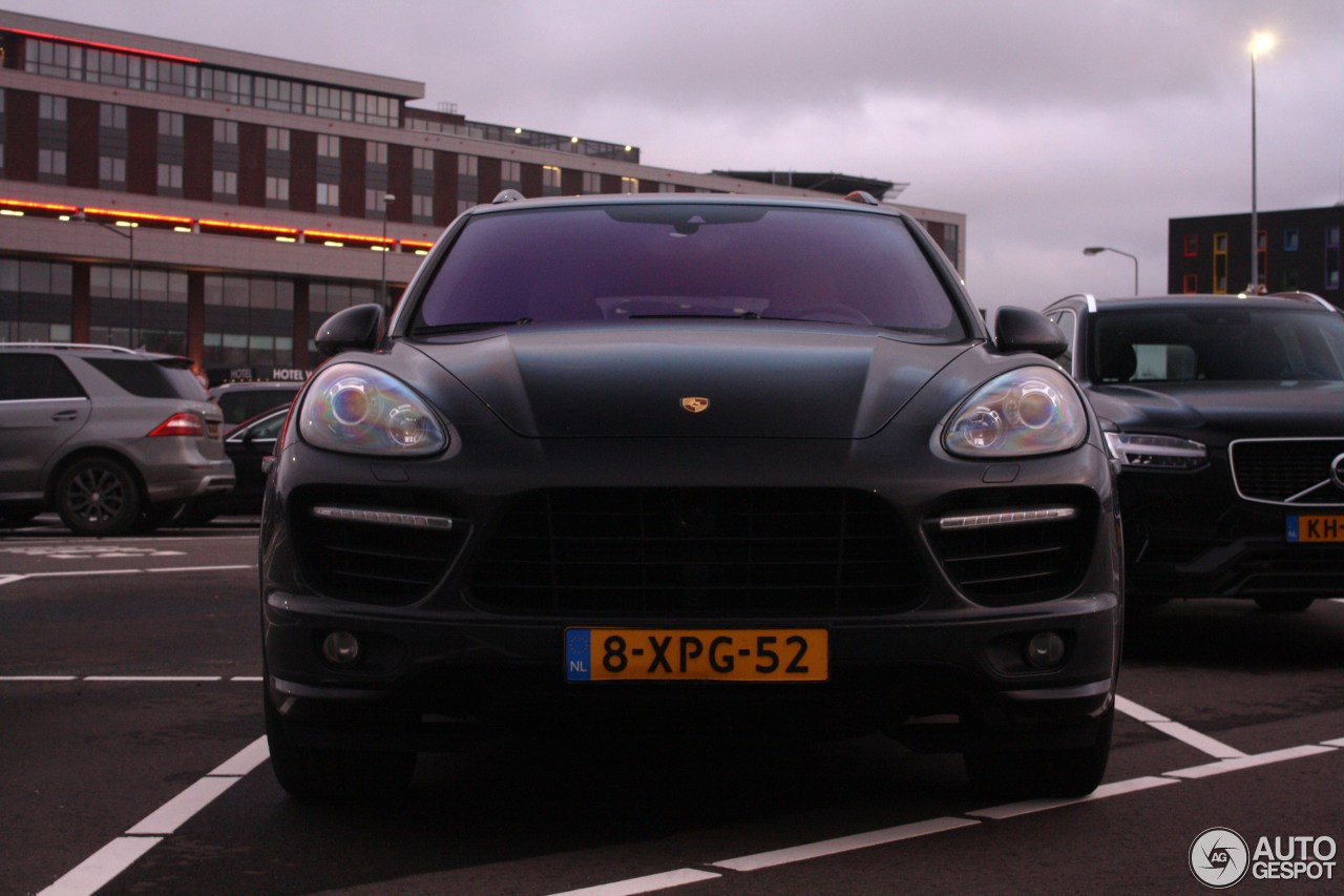porsche 958 cayenne turbo s 29 january 2018 autogespot. Black Bedroom Furniture Sets. Home Design Ideas