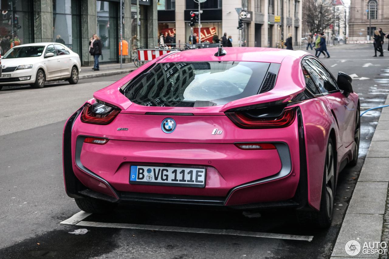 BMW i8 30 January 2018 Autogespot