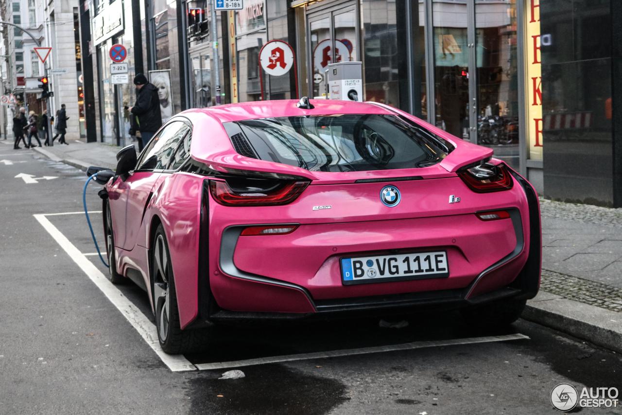 BMW i8 30 gennaio 2018 Autogespot
