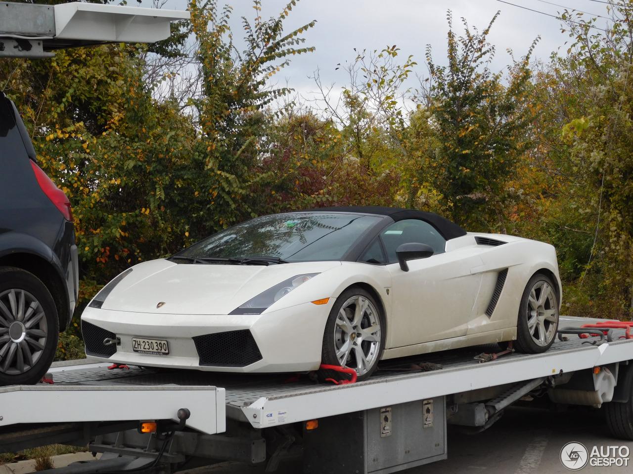 Lamborghini Gallardo Spyder 30 January 2018 Autogespot