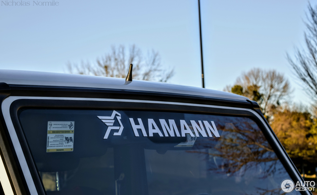 Mercedes Benz Hamann Spyridon 30 January 2018 Autogespot