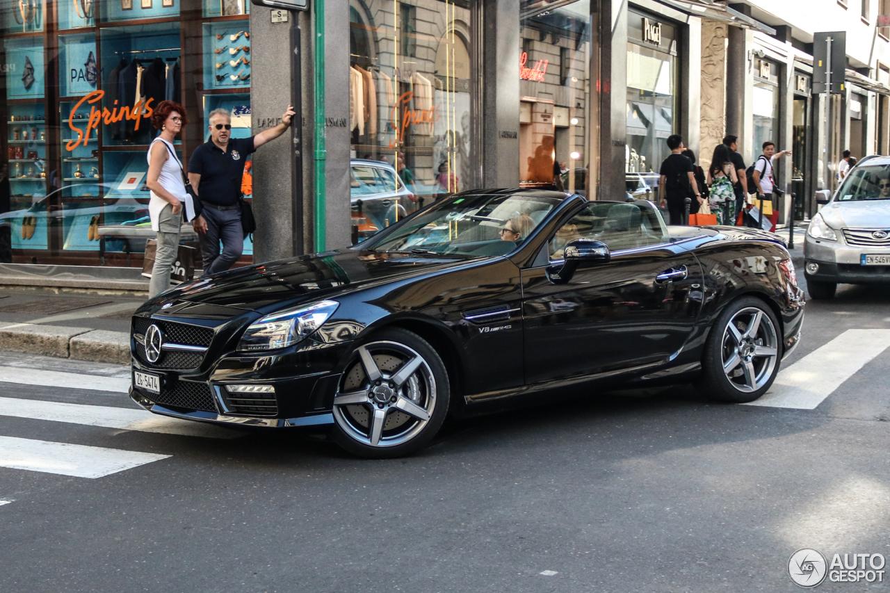 Mercedes benz slk 55 amg r172 30 januar 2018 autogespot for Mercedes benz slk 2018
