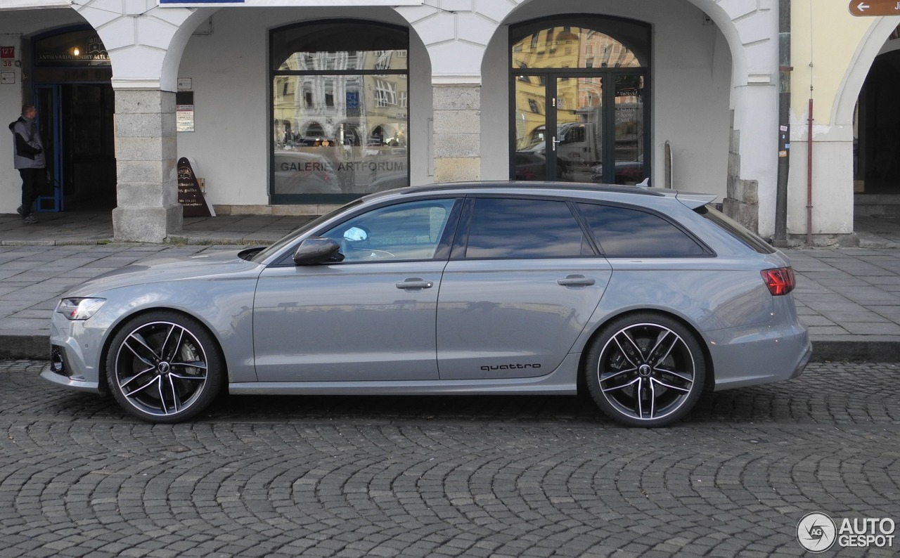 Audi Rs6 Avant C7 2015 31 Januari 2018 Autogespot