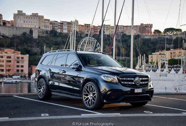 Mercedes-AMG Brabus GLS B63-600 Widestar