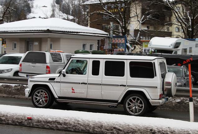 Mercedes-AMG G 65 LWB