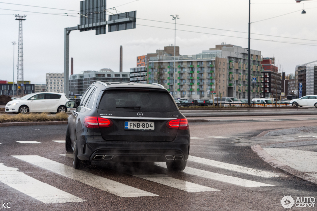 Mercedes Class C Hybrid Finland