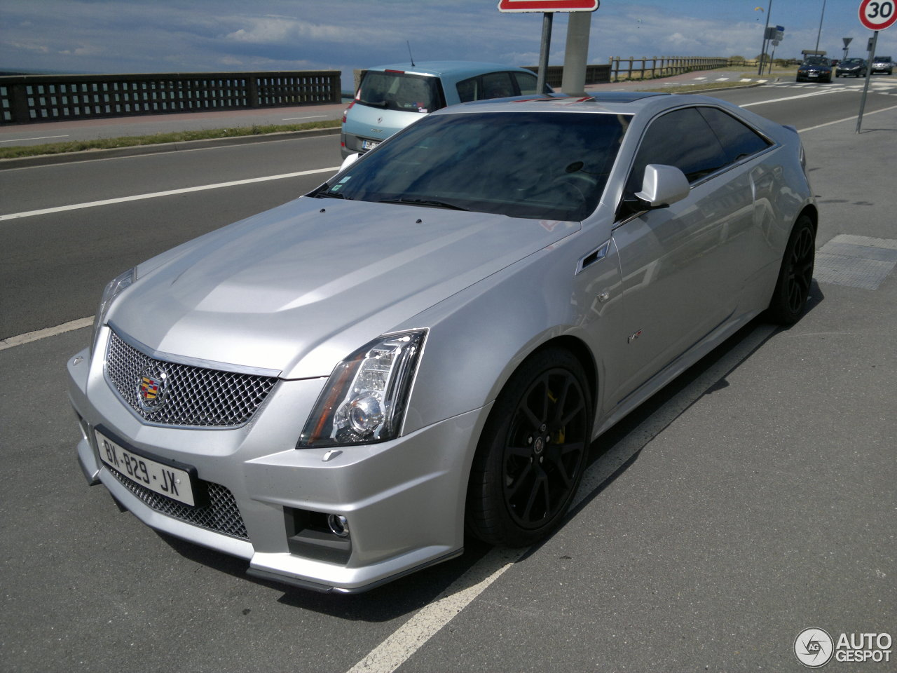 cadillac cts v coup 3 february 2018 autogespot. Black Bedroom Furniture Sets. Home Design Ideas