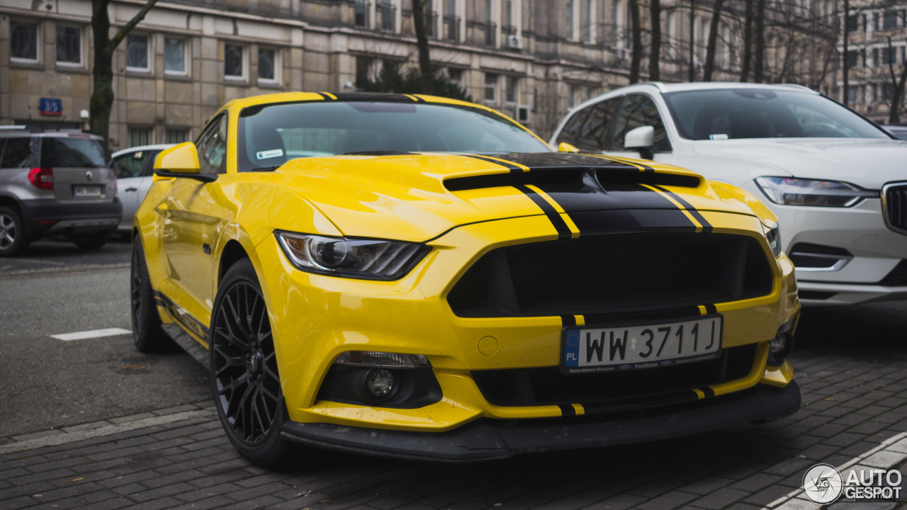 Ford Mustang Roush Stage 2 2015 - 3 February 2018 - Autogespot