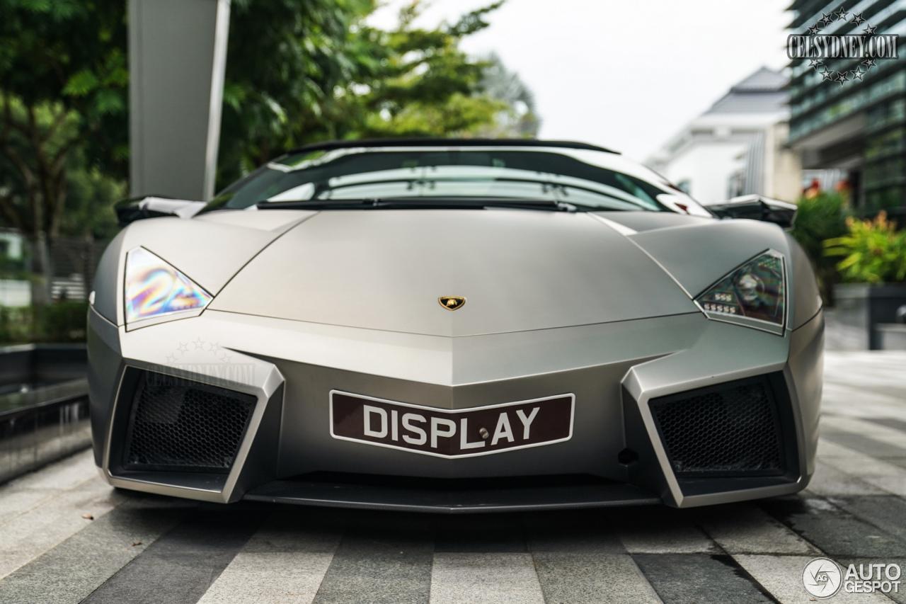 Lamborghini Reventón Roadster
