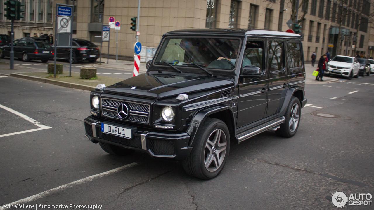 Mercedes benz g 65 amg 3 februar 2018 autogespot for Mercedes benz g 65 amg