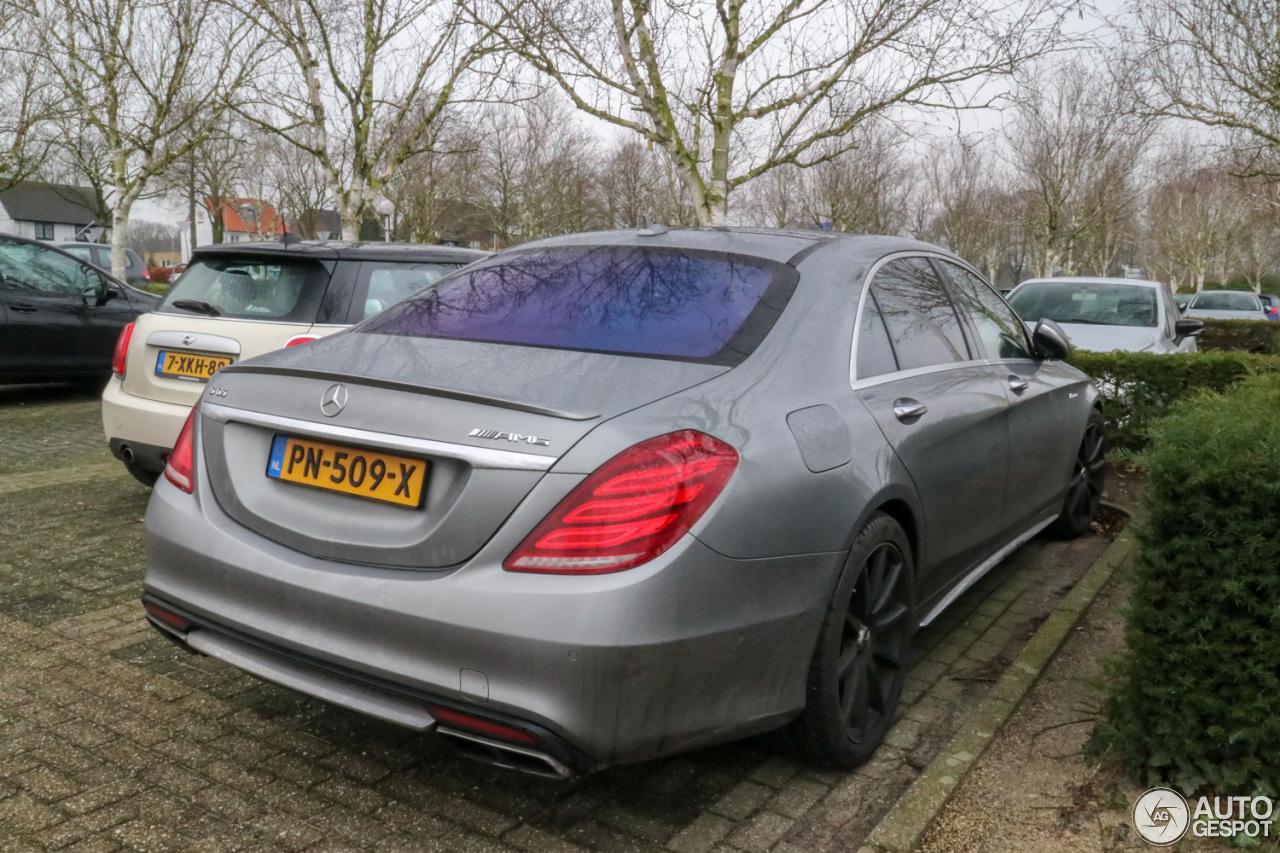 Mercedes benz s 65 amg v222 3 february 2018 autogespot for Mercedes benz 65