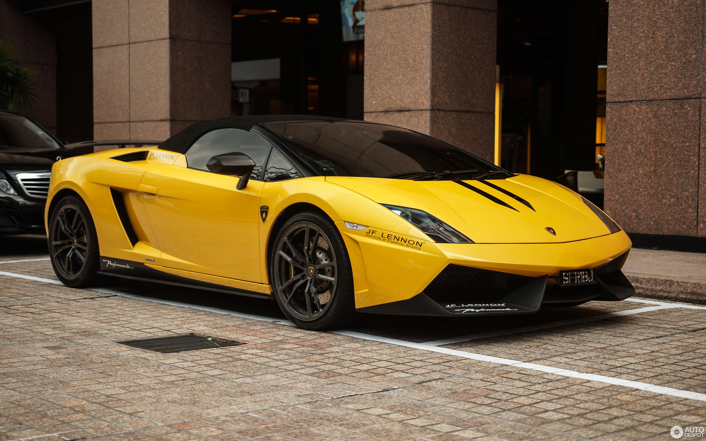 Lamborghini Gallardo Lp570 4 Spyder Performante 3
