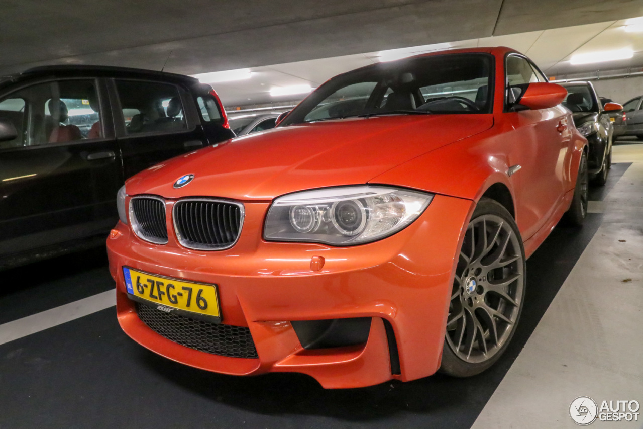 BMW Series M Coupé February Autogespot - Bmw 1 series m coupe