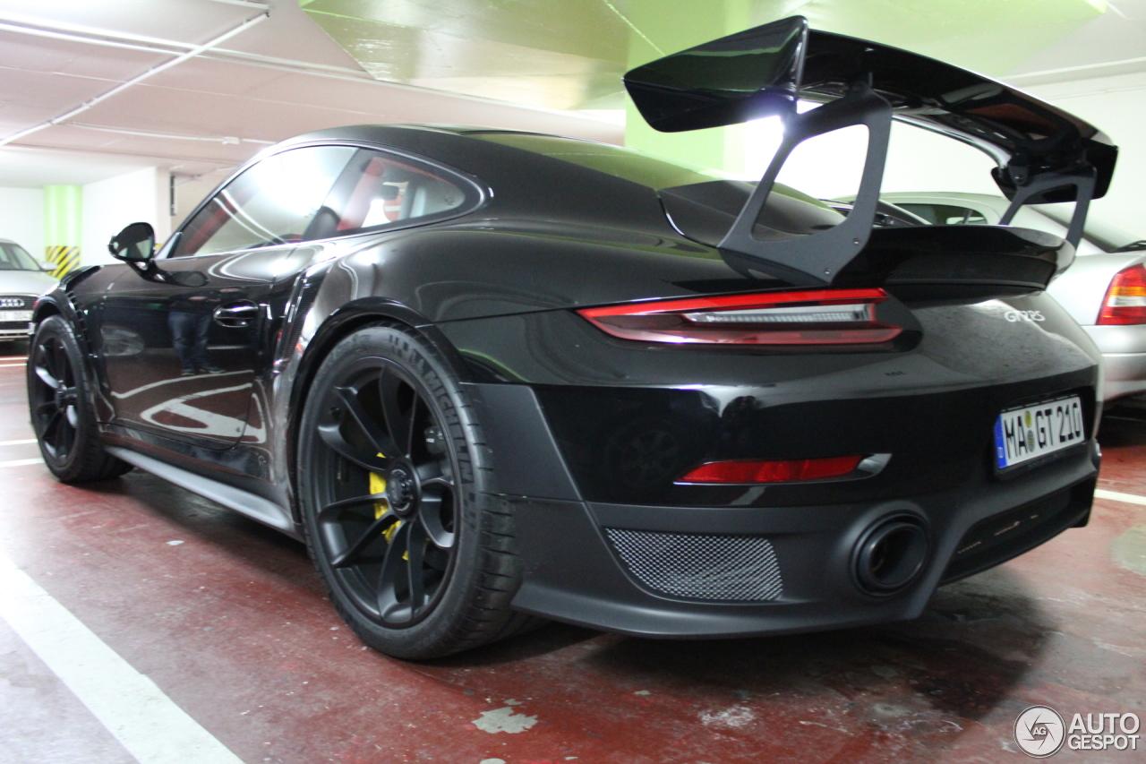 Porsche 911 Gts For Sale >> Porsche 991 GT2 RS - 4 February 2018 - Autogespot