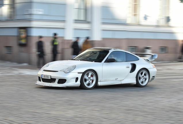 Gemballa 996 GT