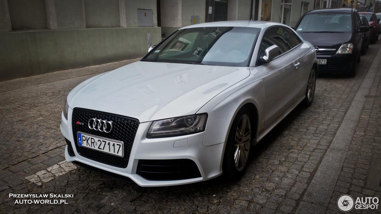 Audi RS5 B8 2