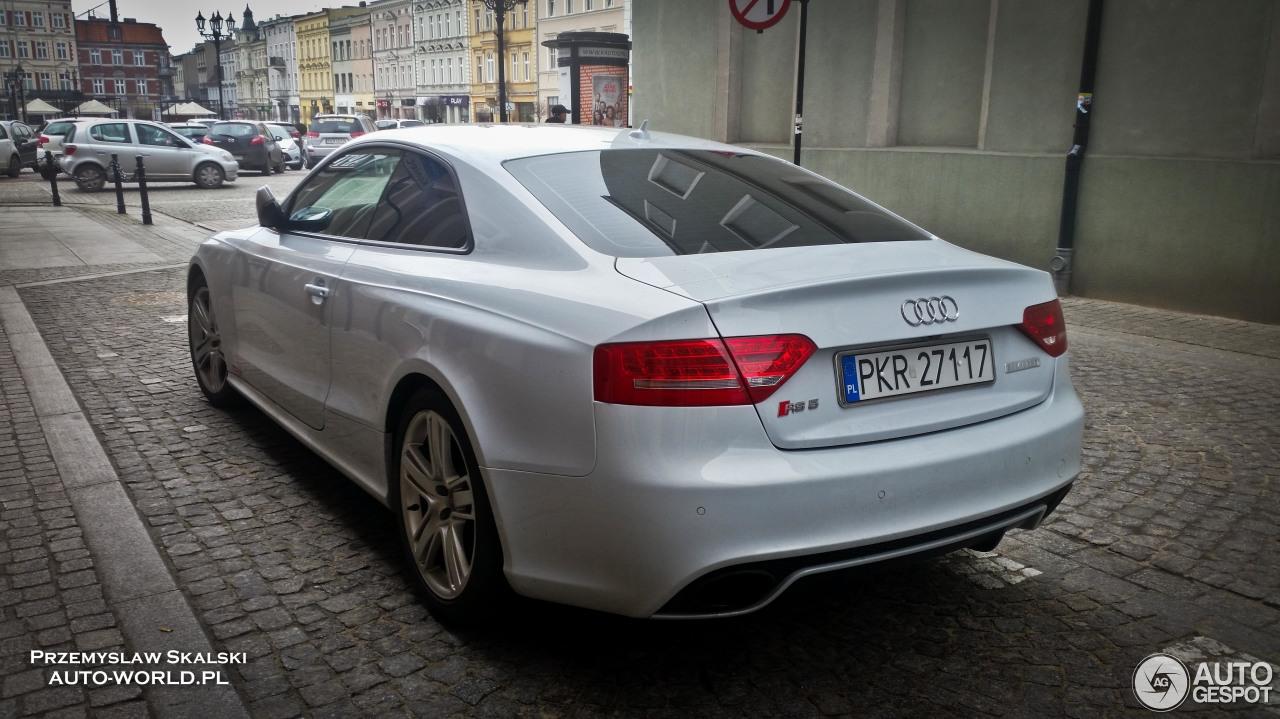 Audi RS5 B8 6